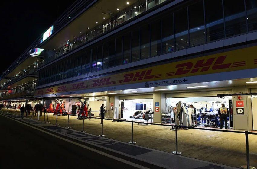 Вечерний паддок Sochi Autodrom Формула-1 2019