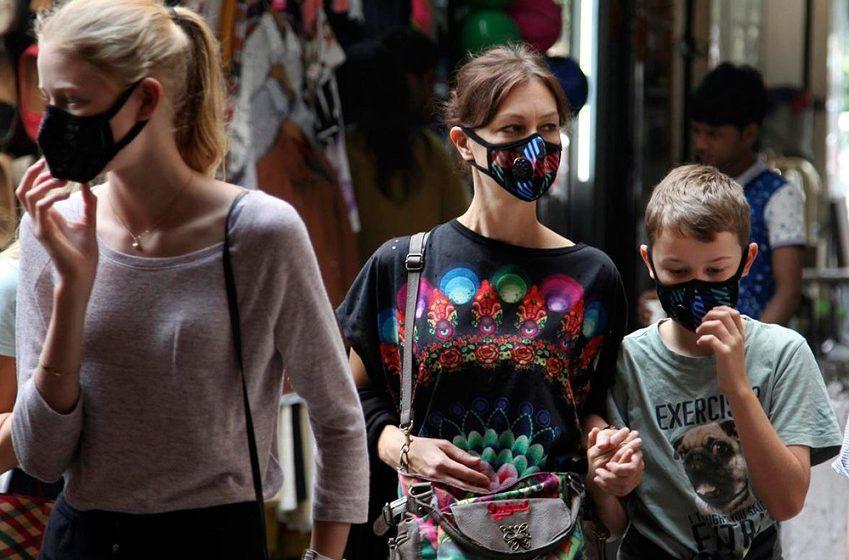 Модные маски от коронавируса