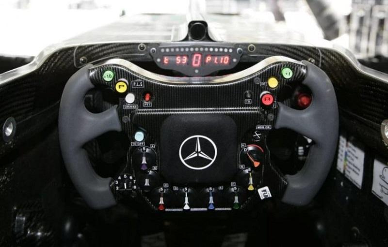 Как работает коробка передач в Формуле-1