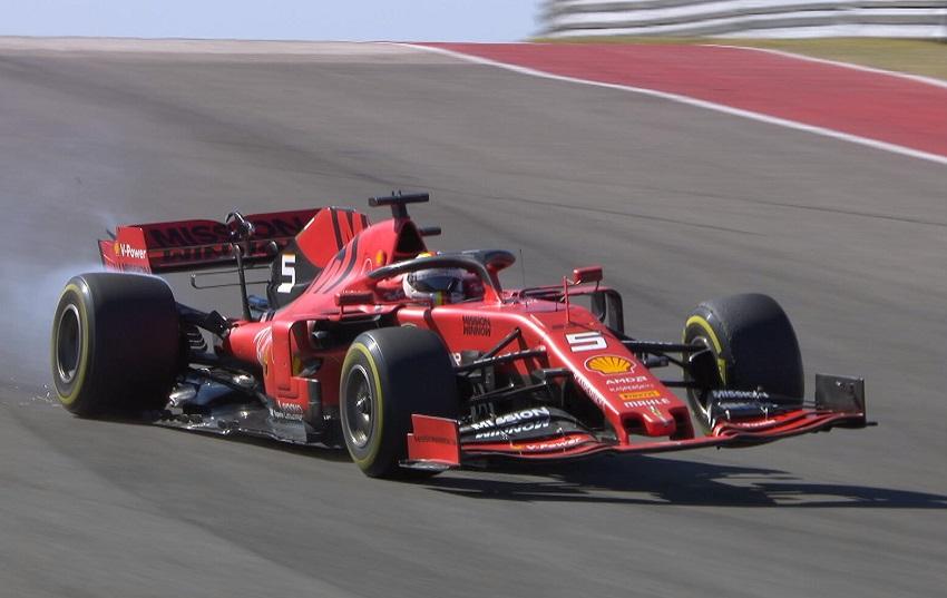 Разный метод у лидеров Формулы-1 к созданию подвески