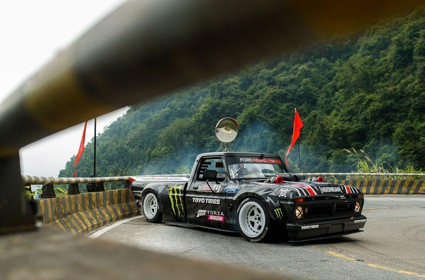 Кен Блок хочет побеждать в WRC