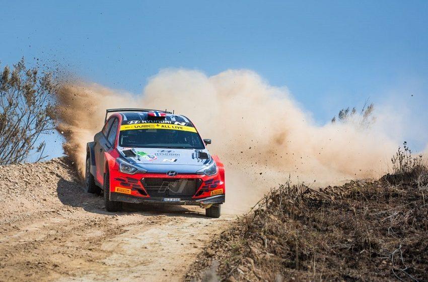 Обзор: Новые правила WRC в 2022