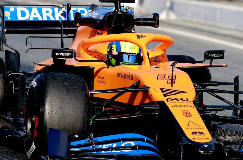McLaren доработают шасси 2020 для перехода на двигатели Mercedes