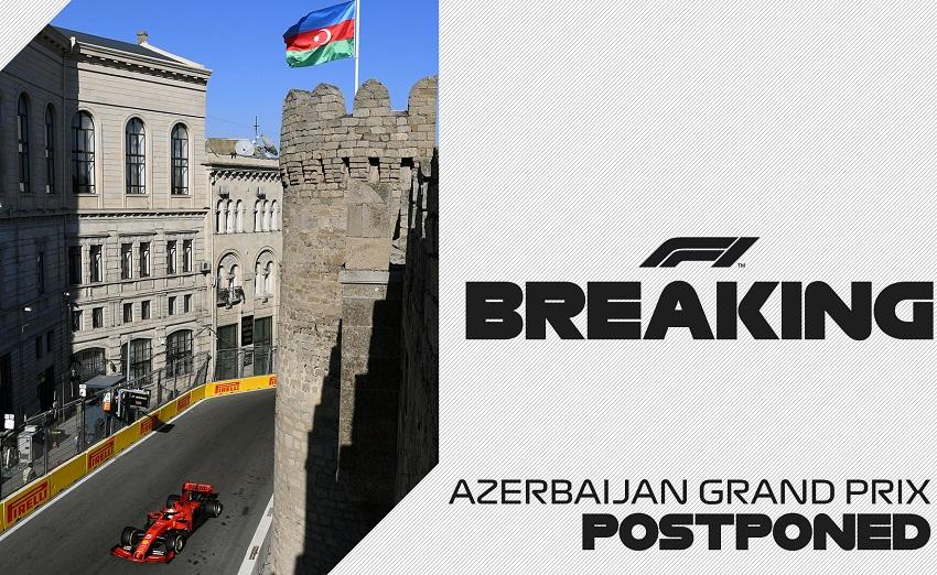 Гран-при Азербайджана перенесен. Что дальше?