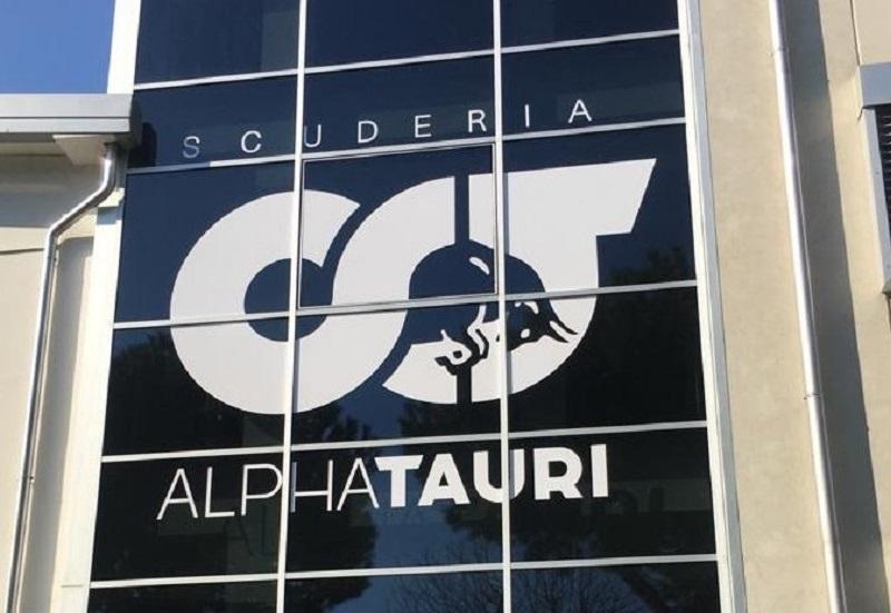 AlphaTauri закрылись