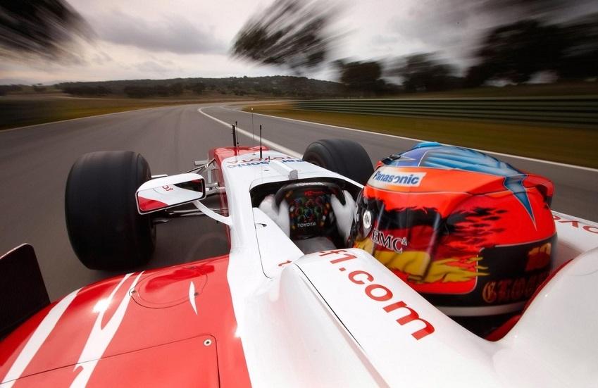 Как «Тойота» пыталась покорить Формулу-1