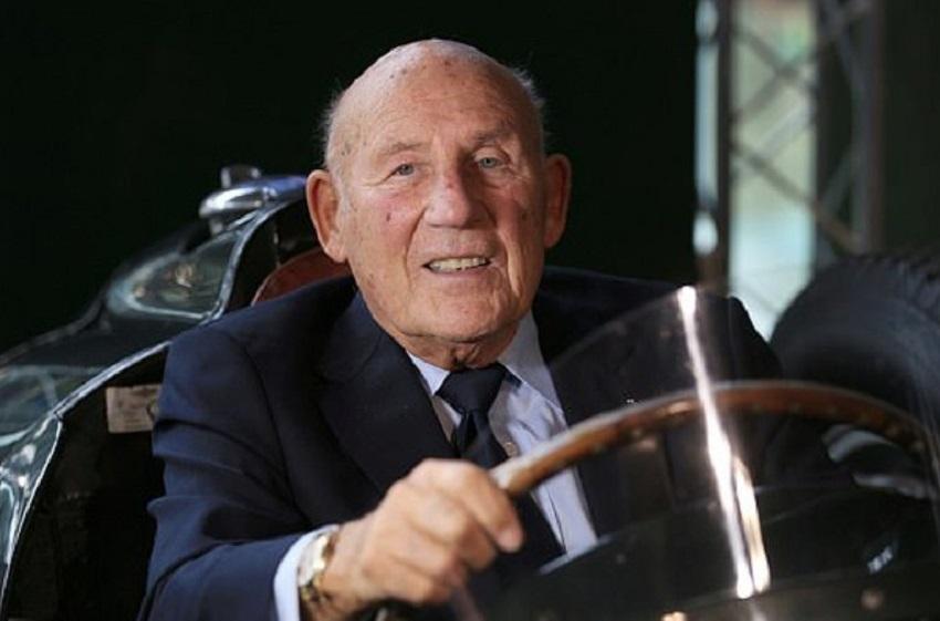 Стирлинг Мосс скончался на 91 году жизни