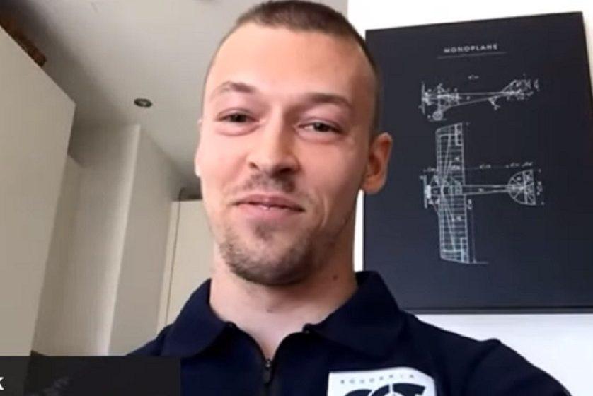 Даниил Квят: Люблю слушать Олега Газманова!