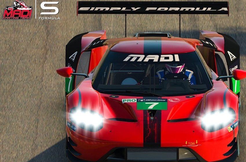 6 часов Спа: Simply Formula MADI Karting Team